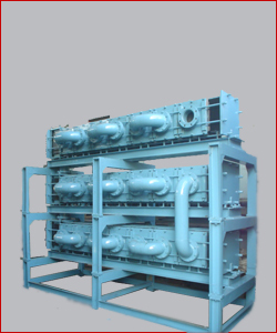 Graphite Heat Exchanger With High Heat Transfer Area Of 90 Mtr Sqr