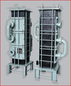 Vertical Heat Exchanger