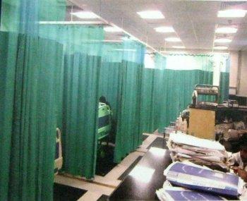 Anti Microbial Curtains