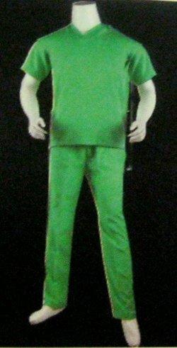 Green Colors Patient Uniform