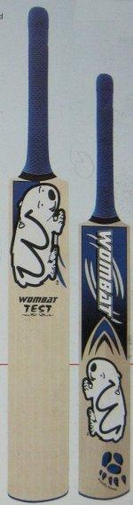 English Willow Bat (Wombat Test) at Best Price in Jalandhar