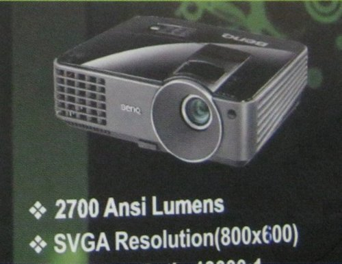 Projector (Ms-502 Dlp)