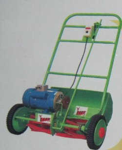 Wheel Type Electric Operated Lawn Movers (004/871) in  Aman Nagar