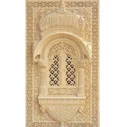 Durable Sandstone Jharokha