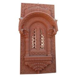 Long Lasting Sandstone Jharokha in  Tonk Road