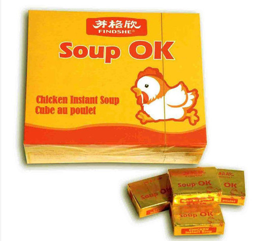 Chicken Bouillon Cube