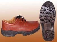 Executive Derby Safety Shoe