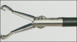 Laparpscopic Babcock Grasping Forceps