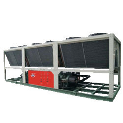 Compressor Air Cooled Screw Chiller