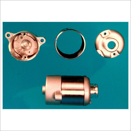Industrial Precise Turned Components