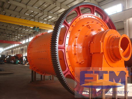 Industrial Silica Sand Ball Mill