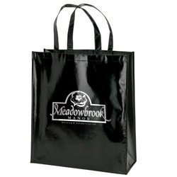 Laminated Specialty Shopping Bags