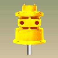 Hydraulic Air Motor