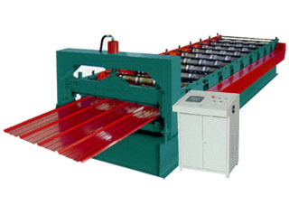 IBR Forming Machine