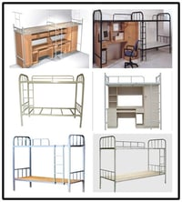 Customize Strong Metal Bed Frame