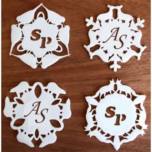 Acrylic Coaster Engraving
