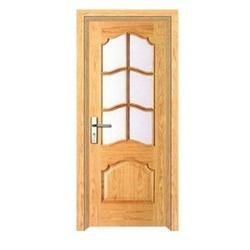 Six Panel Glass Door