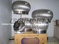 Aluminium Turbine Ventilator