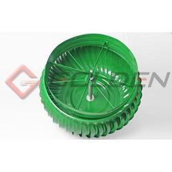 Green Color Coated Turbo Ventilator in  Makarpura (Vdr)