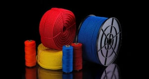 PE (HDPE) And PP Ropes