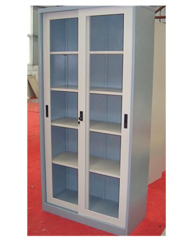 Sliding Door Office Cabinet