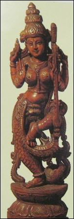 Sandalwood Idol