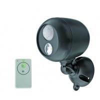 Wireless Motion Sensor LED Spot Light with Remote (BI-03)