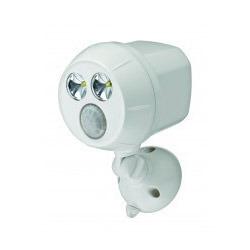 Wireless Motion Sensor Ultra Bright LED White Spotlight