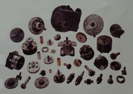 Oil Pumps Assembly