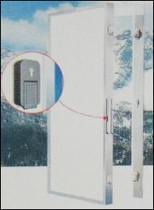 Puf Doors (Hinged Type)