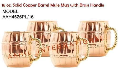 Barrel Mule Mug