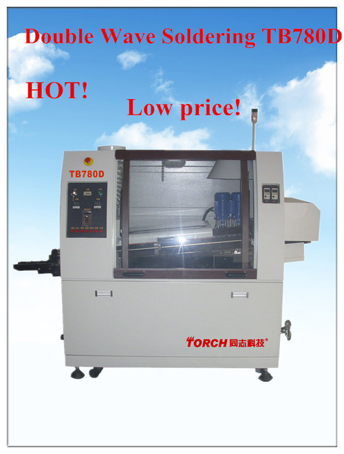 Double Wave Soldering Machine TB780D in   Jinqiao Science And Technology Industrial Base