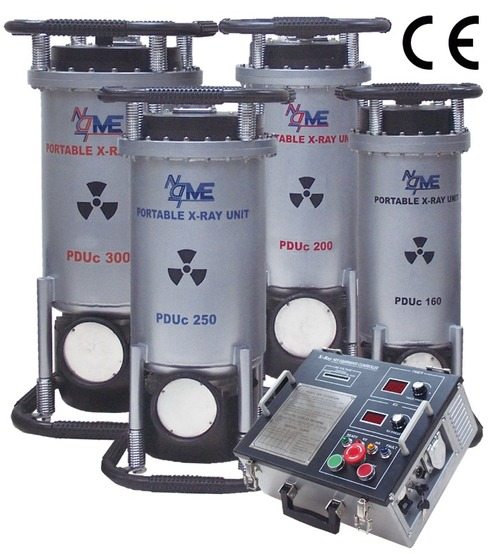 CME NDT Portable Panoramic X-Ray Unit