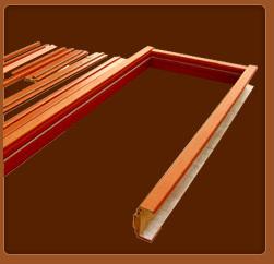 Wooden FRP Door Frames
