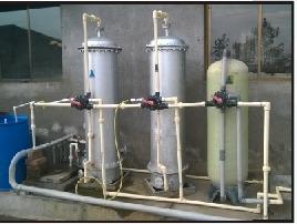 3 Bed Deionizer Plant