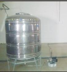 SS Storage Tank in   Khadgaon Road