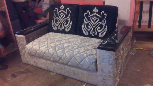Two Seater Sofa Set in New Delhi, Delhi - KRISHNA KIRTI FURNITURE ...