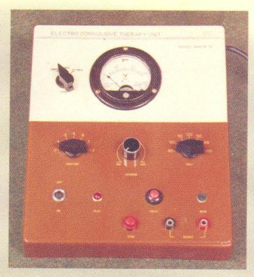 Electro Convulsive Therapy Machine (Model 26678 Te)