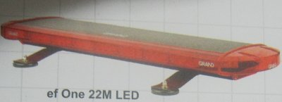 EF One 22M Led Light Bars (IJ-09) in  Okhla - Ii