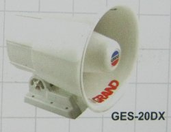 Hi Powered Sirens (GES-20DX)