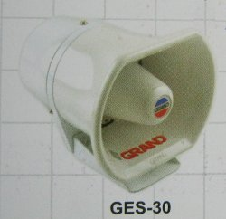 Hi Powered Sirens (GES-30)
