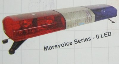 Marsvoice Series-II Led Light Bars (IJ-02)