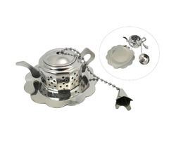 Large Size Tea Infuser In Kettle Shape