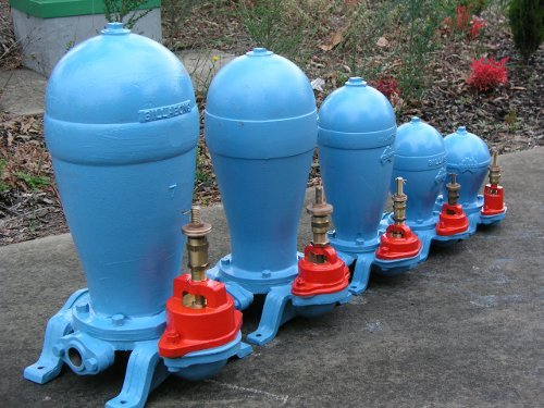 Reliable Hydraulic Water Rams in  P.O.Box 510
