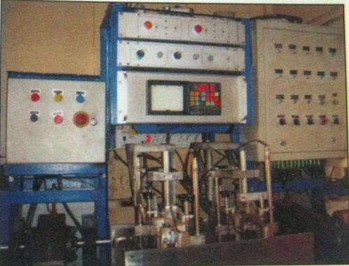 Off Line Bar Testing System