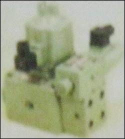 Electro Proportional Control Valve (Efbg-03)
