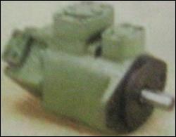 Flange Connection Double Pumps (Pvr 1050)