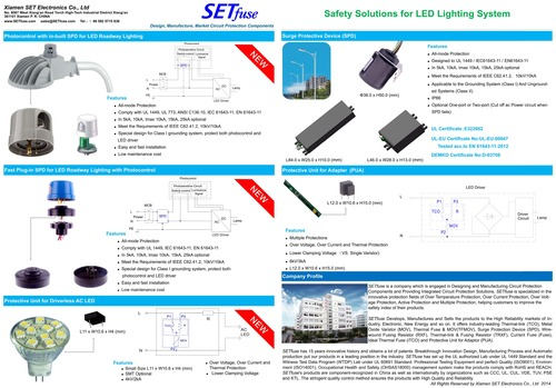 Surge Protection Device in    Torch High -Tech Industrial District Xiang'an