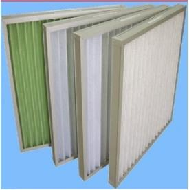 Pleated Panel/Hdpe Filter