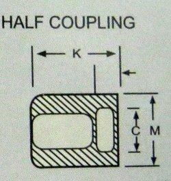 Half Coupling